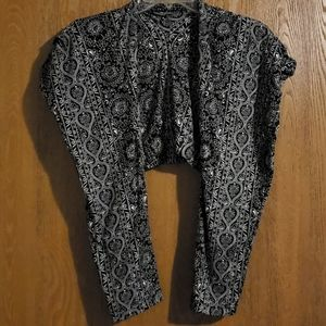 Maurices printed leggings